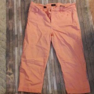 NYDJ Crop pants